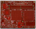 China 50 Ohm Impedance Control PCB , Integrated Circuit Board 0.15 Mm Min Hole Size factory