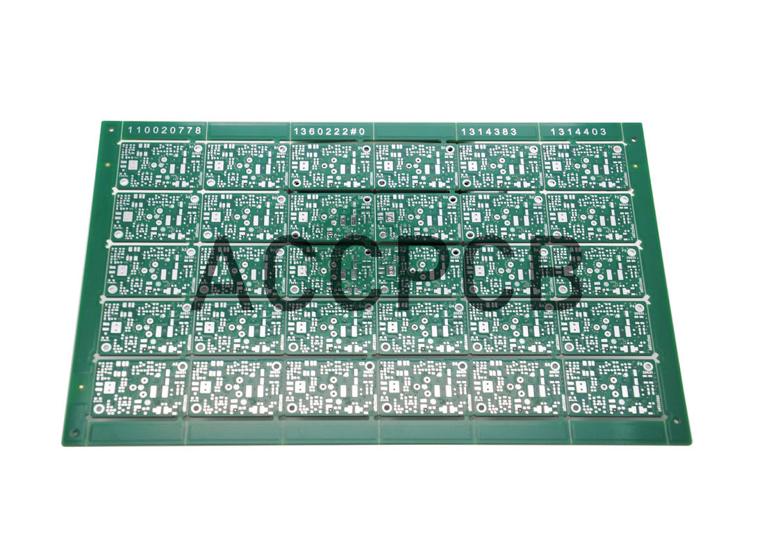 1.0mm Thickness HDI PCB Board with Immersion Tin Surface Finish  for High Voltage equpment