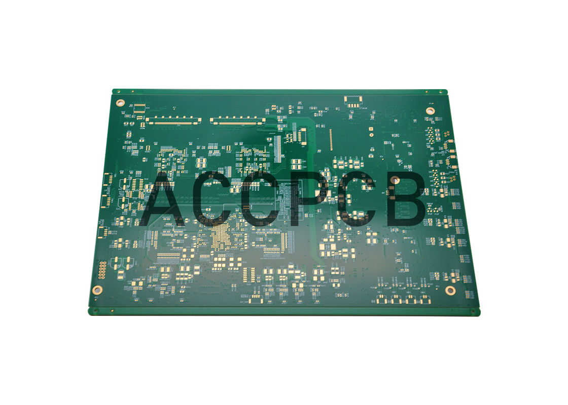 Car Automotive High Density PCB Strong Technical Strength EU RoHS Complied