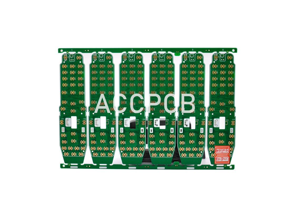 6layer 3.2mm board thickness Heavy Copper PCB Multilayer Printed Circuit Board  With Immersion Gold