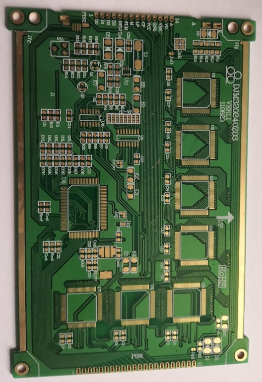 Fr4 pcb circuit boards Prototype pcb Boards for 5G vehicle electronics