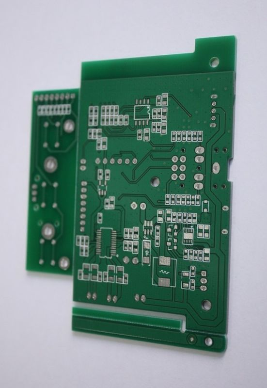 Custom Communication PCB Manufacturing Gold Plating 2 OZ Thickness Copper