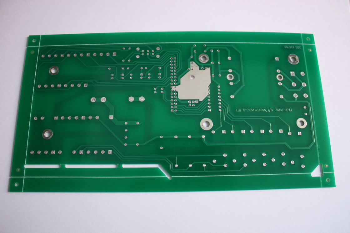 OEM ODM 0.8mm lead free PCB HAL 2oz copper thickness