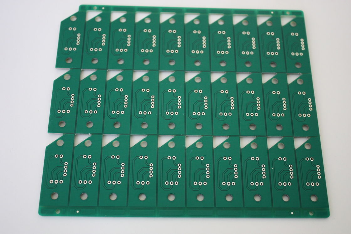 FR4Tg 150 PCB 2 Layer Multilayer counter sink for wireless optical mouse